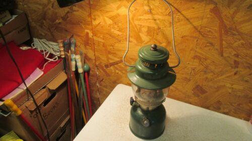 Coleman 242 C Green Camp Lantern  7-7