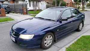 2005 holden vz LPG with rwc& long rego Doveton Casey Area Preview