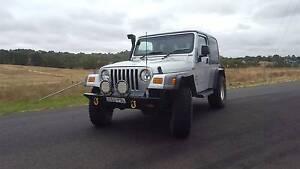 2005 Jeep Wrangler Bathurst Bathurst City Preview