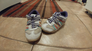 Girls running shoes (size 8)