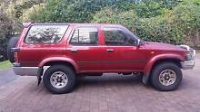 1991 Toyota Hilux Surf (4Runner) Long Rego Double Bay Eastern Suburbs Preview
