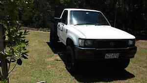 Toyota hilux ln106 4x4 Burnside Maroochydore Area Preview