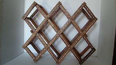 Винные шкафы Inlaid Wood Folding 8