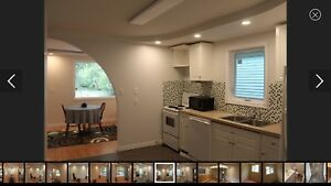 Renovated 5 bedroom close to downtown