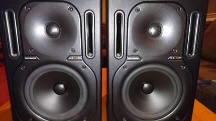 Behringer B2030A Powered Studio Monitors (pair)