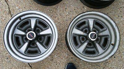 Pontiac Rally II rims