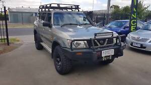 1999 Nissan Patrol ST Wagon 4x4 DUEL FUEL LOTS OF EXTRAS Williamstown North Hobsons Bay Area Preview
