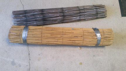 Bamboo short fencing