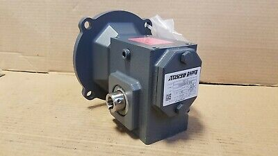 Nos Morse Raider Plus Xb1113 Right Angle Worm Gear Speed Reducer 101 S7