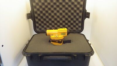 Nikon Ax-1 Automatic Surveyor Level And Case