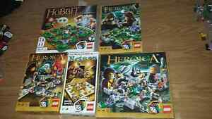 Lego board game hobbit, heroica, ramses return. Bell Post Hill Geelong City Preview