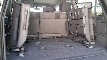 2001 Toyota 100 series LandCruiser Wagon