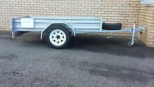 7x4 O'Mara's Trailers cheapest in town QLD made with Aussie steel Berserker Rockhampton City Preview