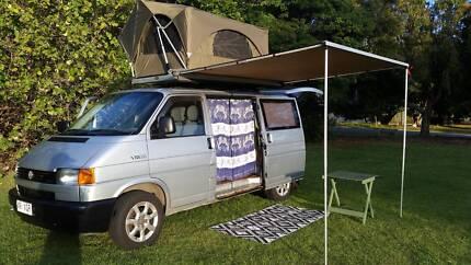 VW T4 2002 TDI TURBO Diesel campervan Tweed Heads Tweed Heads Area Preview