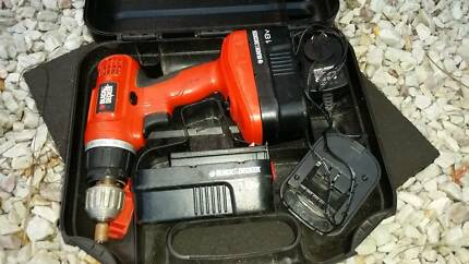 Cordless Drill Arundel Gold Coast City Preview