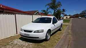 2002 Ford Falcon Ute ba auto 6months rego Green Valley Liverpool Area Preview