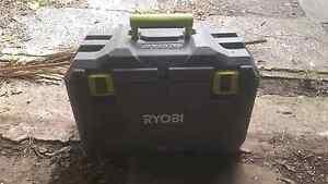 Ryobi tools box Lane Cove Lane Cove Area Preview