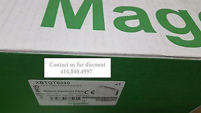 Schneider Electric Magelis Xbt Gt6330 Xbtgt6330 Factory Sealed