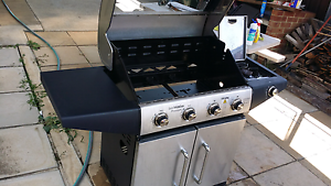 Beef master 4 burner bbq with side burner Campbelltown Campbelltown Area Preview