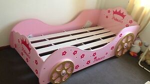 Princess Bed Frame 4 months old perfect condition!! Moorooka Brisbane South West Preview