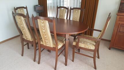 Dining Setting 7 piece immaculate  Wandana Heights Geelong City Preview