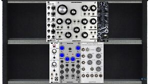 Eurorack Modular Synthesizer Modules Cases Drops Modules Added