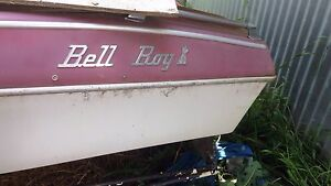 Classic 70s ski boat project Gawler Gawler Area Preview