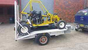 Sidewinder  r1 buggie and trailer Bossley Park Fairfield Area Preview