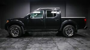 2016 Nissan Frontier PRO-4X LEATHER | DUAL CLIMATE | HEATED S...