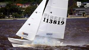 Hobie 16 Catamaran on Trailer Mount Hawthorn Vincent Area Preview