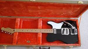 Fender squire telecaster cabronita with bigsbay Greenwith Tea Tree Gully Area Preview