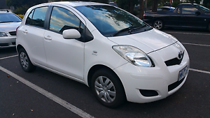 2008 Toyota Yaris Hatchback Burwood Whitehorse Area Preview