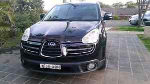 2007 SUBARU TRIBECA  R PREMIUM PACK 7 SEATER AWD TOP OF THE RANGE Mount Pritchard Fairfield Area Preview
