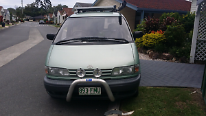 Toyota Campervan 1998 Burleigh Heads Gold Coast South Preview