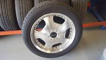 Nissan mags18x7.5in +38 VIP Style wheels Salisbury Salisbury Area Preview