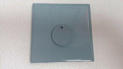 4 3/8 Blue Tile Vintage Wenczel Mid Century Modern Close to Classic Color 304