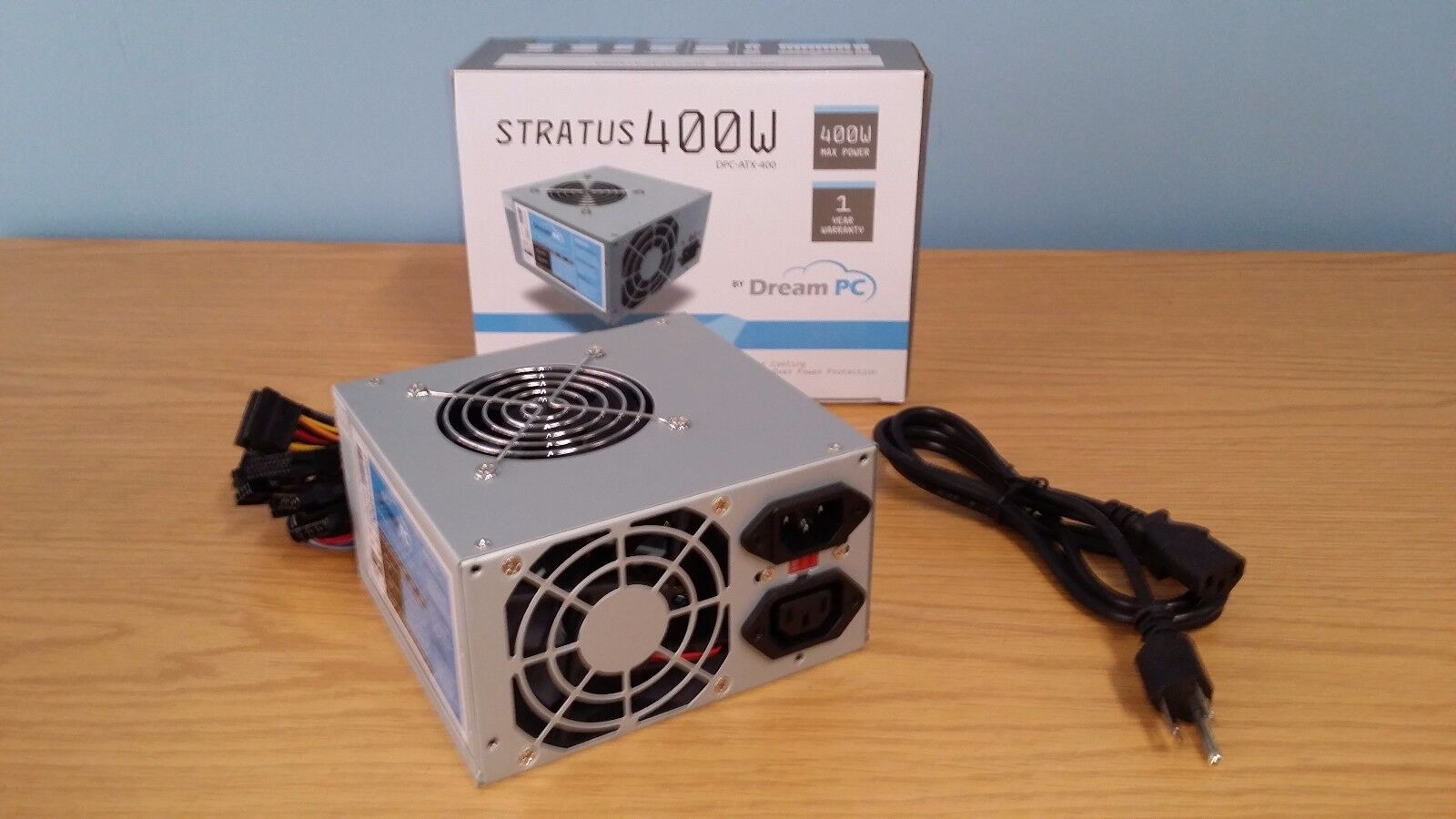 Pc Power Supply Upgrade For Gateway Fx Series Fx4710 Comp...