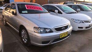 2005 Ford Falcon XT MKII ! Serviced & Inspected ! LPG & Petrol ! Granville Parramatta Area Preview