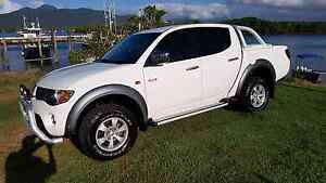 Mitsubishi Triton GLX-R - 4X4 - 12mths WARRANTY!! Cairns Cairns City Preview