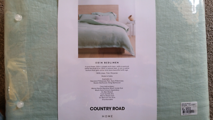Country Road King Quilt Cover