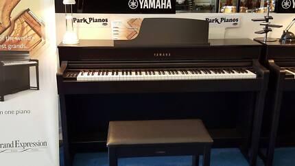 Yamaha CLP645 NEW MODEL @ PARK PIANOS