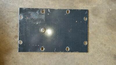 Bobcat 753 Chain Case Cover Rear Wbushing6700330