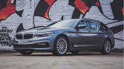 BMW 5er Touring Test 1