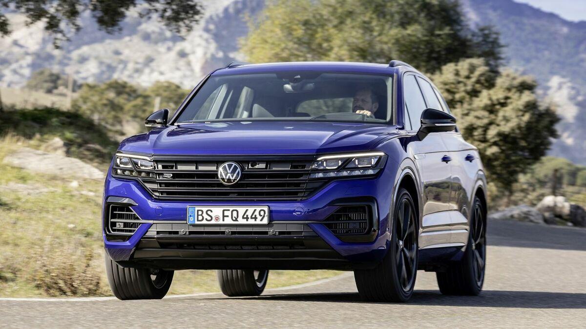2020 Volkswagen Touareg Configurations