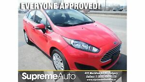 2014 Ford Fiesta SE APPLY TODAY/DRIVE TODAY!