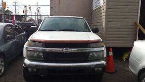2005 CHEVY COLORADO 4x4  Z71 GOOD FOR PARTS