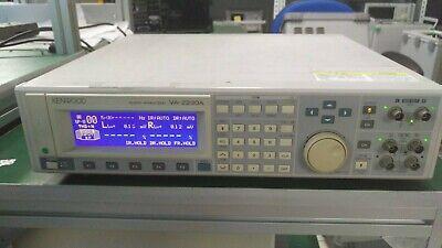 Kenwood Va-2230a Audio Analyzer