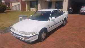 1989 BA16A Honda Integra Darch Wanneroo Area Preview