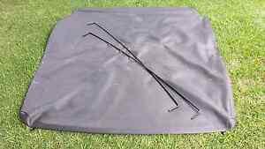 Tonneau cover Leather tarp VE,VF Merrylands Parramatta Area Preview
