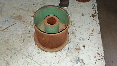 Vintage Hit And Miss Motor Engine Drive Pulley